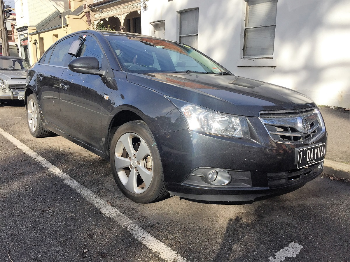 Picture of Jo Anne's 2009 Holden Cruze