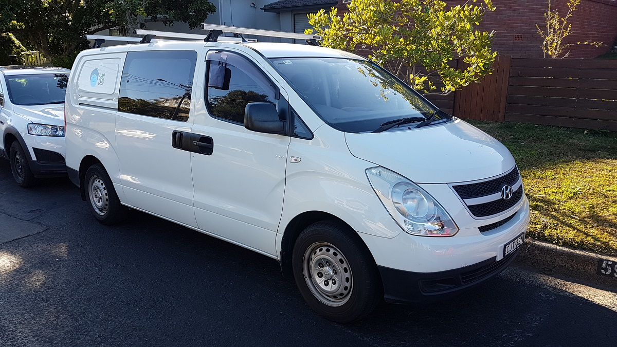 Picture of Russell's 2009 Hyundai Iload