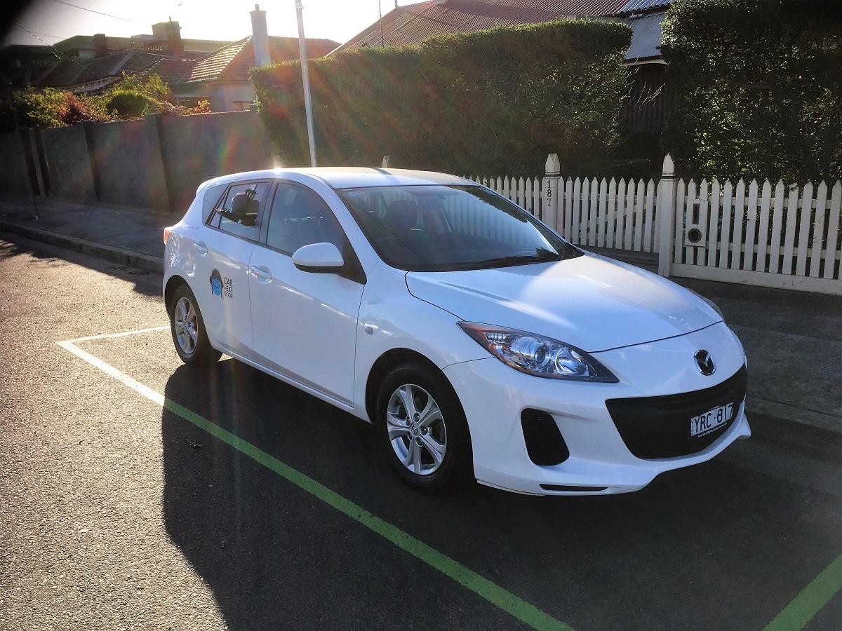 Picture of Emma's 2011 Mazda 3