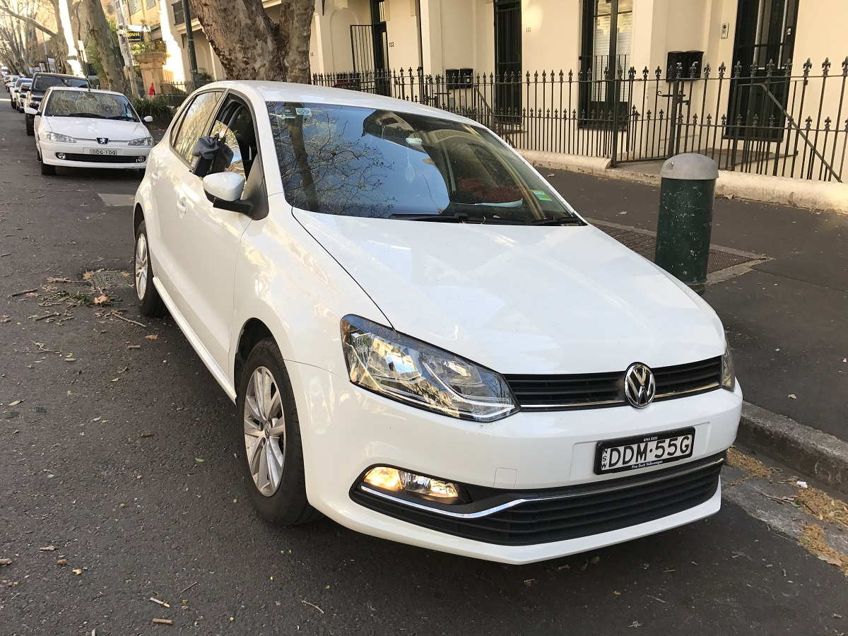Picture of David's 2016 Volkswagen Polo