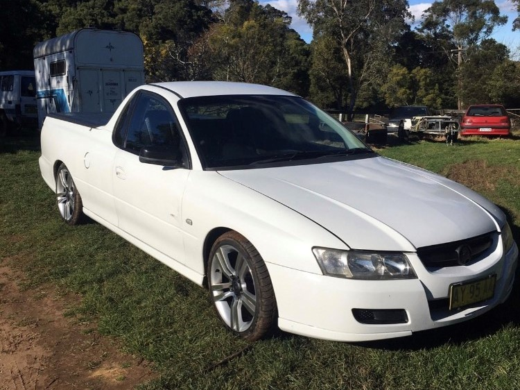 Picture of Kate's 2005 Holden Commodore