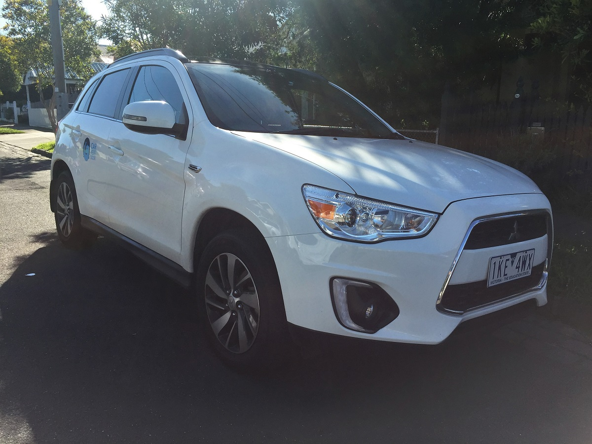 Picture of Joel's 2014 Mitsubishi ASX