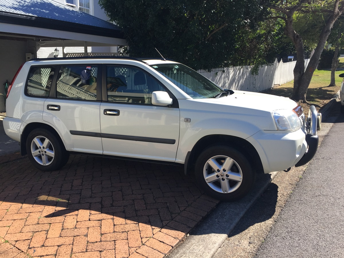 Picture of Angie's 2007 Nissan X-Trail