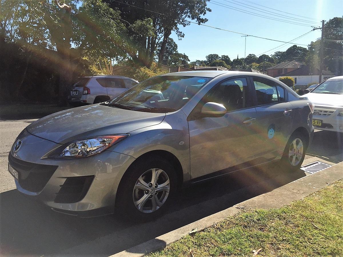 Picture of Victoria's 2010 Mazda 3