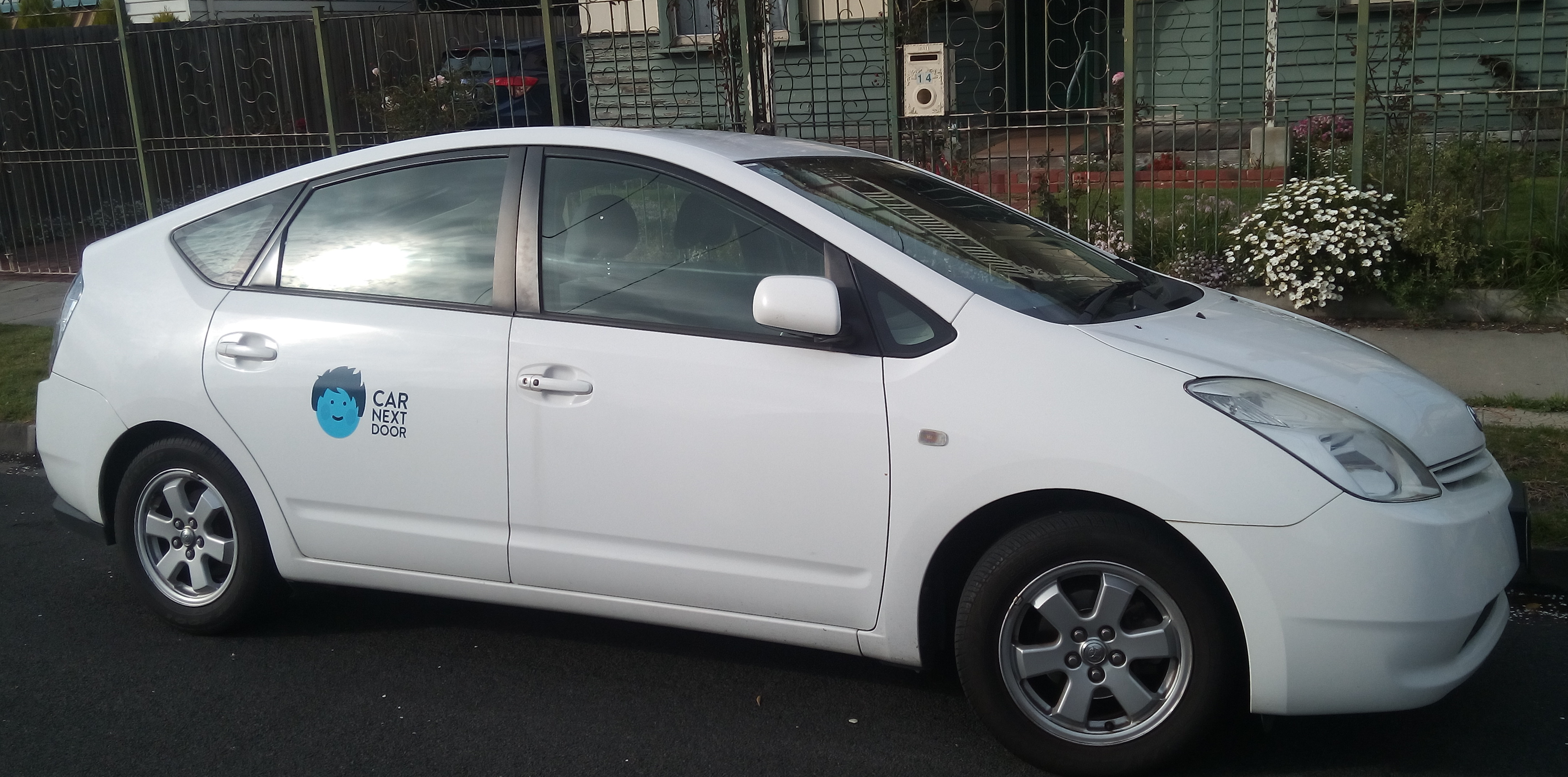 Picture of Anthony's 2004 Toyota Prius