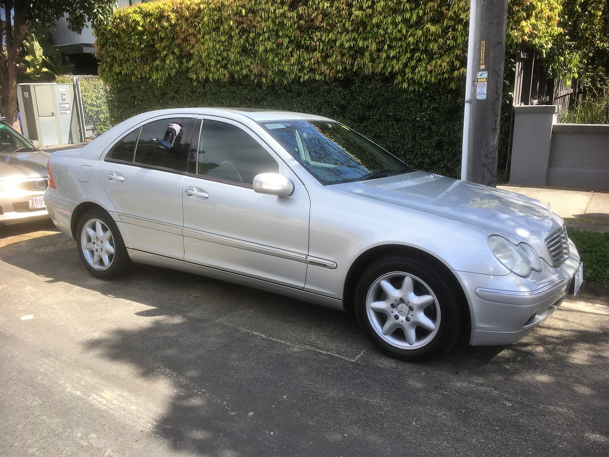 Picture of Aby's 2002 Mercedes C240 ELEGANCE SPORTS AUTO