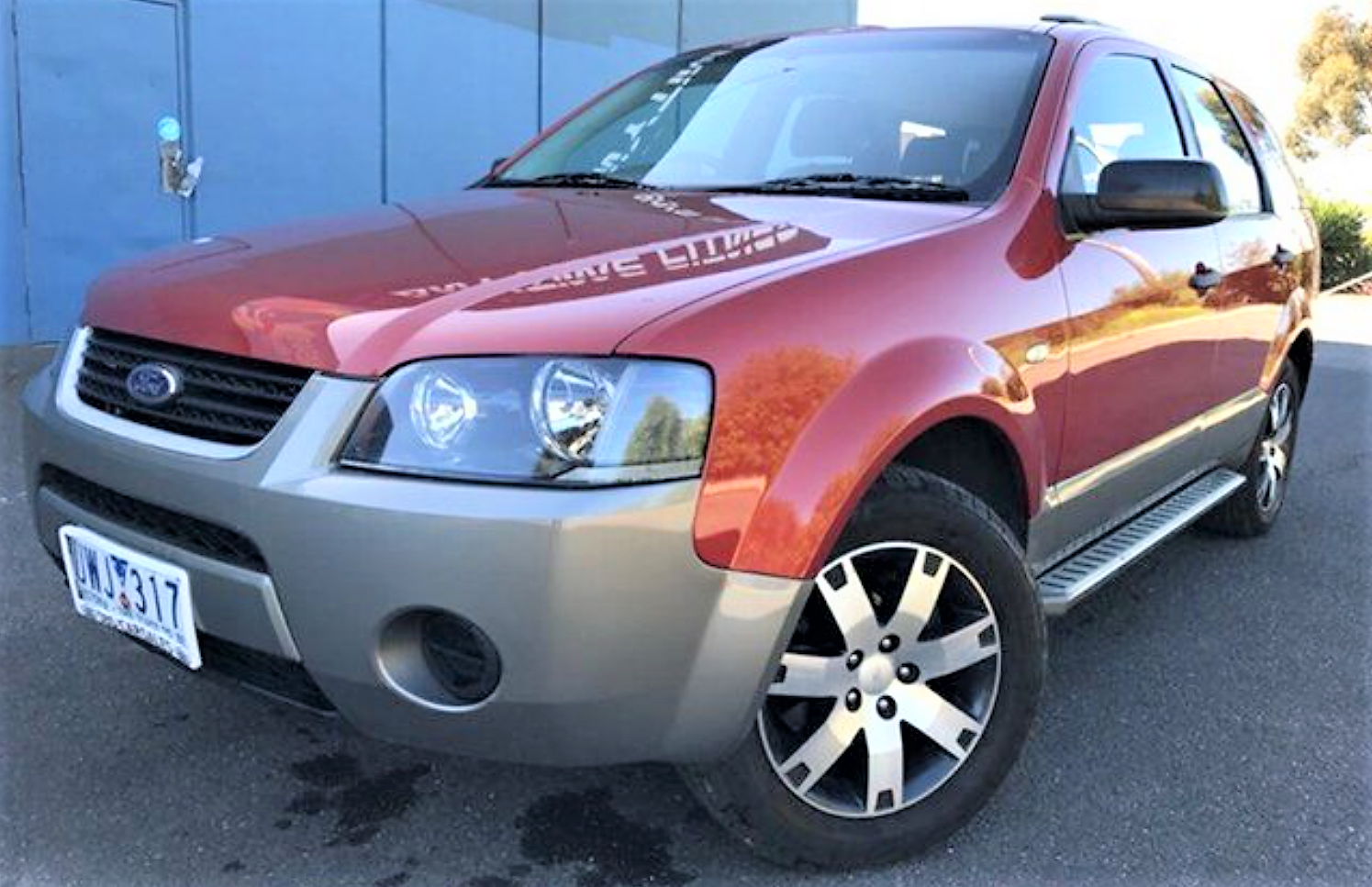 Picture of Gary's 2007 Ford Territory